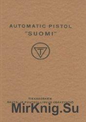 Automatic pistol Suomi