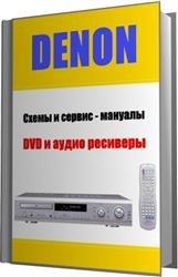 Denon. Схемы и сервис - мануалы DVD и аудио ресиверов