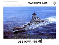 Warship's Data 3 USS Iowa (BB-61)