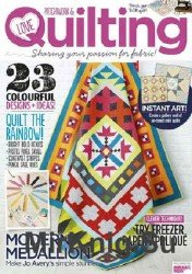 Love Patchwork & Quilting Issue 26 2015