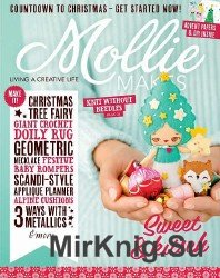 Mollie Makes Issue 58 2015