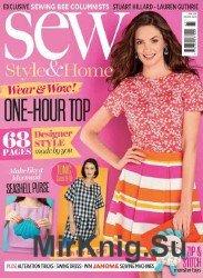 Sew Style & Homе  №85 2016