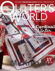 Quilter's World - Winter 2015