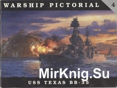 USS Texas BB35 (Warship pictorial №04)