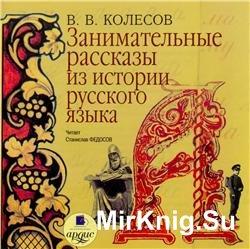 Занимательные рассказы из истории русского языка (Аудиокнига)