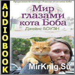 Мир глазами кота Боба (аудиокнига)