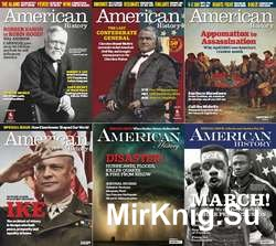 American History - №1-6 2015