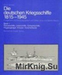 Die deutschen Kriegsschiffe 1815-1945 (Band2)