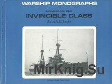 Invincible Class - Warship Monograph 1