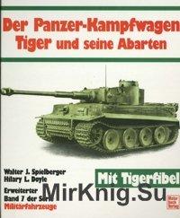 Der Panzer-Kampfwagen Tiger und seine Abarten