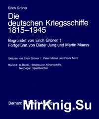 Die deutschen Kriegsschiffe 1815-1945 (Band3)