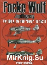 Focke Wulf Jagdflugzeug Fw 190A, Fw 190 Dora, Ta 152H