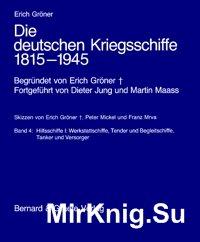 Die deutschen Kriegsschiffe 1815-1945 (Band4)