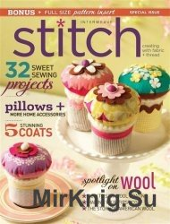 Interweave Stitch Winter 2012