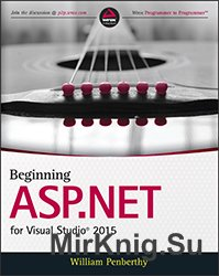 Beginning ASP.NET for Visual Studio 2015 1st Edition