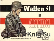 Waffen SS In Action - Squadron/signal 3003