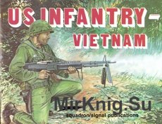 US Infantry - Vietnam In Action - Squadron/Signal 3006