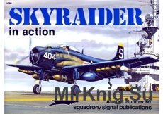 Skyraider In Action (Squadron/Signal 1060)