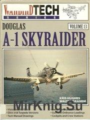 Douglas A-1 Skyraider - Warbird Tech 13