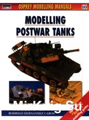 Modelling Postwar Tanks  - Modelling Manuals 10