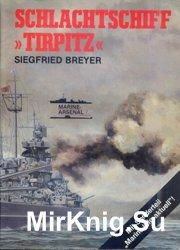Marine-Arsenal 001 - Schlachtschiff Tirpitz