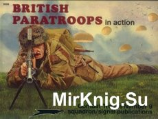 British Paratroops in Action - Squadron/Signal 3009