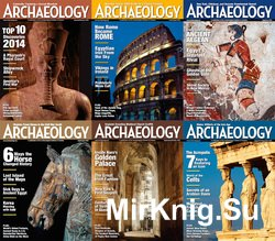 Archaeology - №1-6 2015