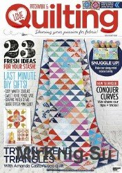 Love Patchwork & Quilting №28 2015