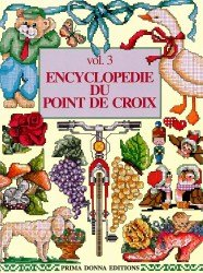 Encyclopedie du Point de croix voI 3 1998