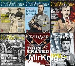 Civil War Times №1-6 2015