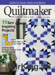 Quiltmaker - May-June 2016