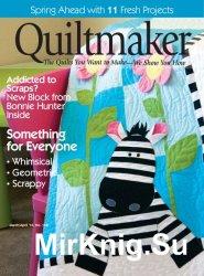 Quiltmaker - March-April 2016