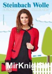 Steinbach Wolle - Fruhjahr Sommer 2015