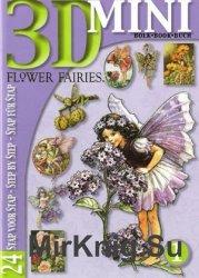 3D Mini Flower fairies