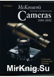 McKeowns Price guide to antique & classic Cameras 2001-2002