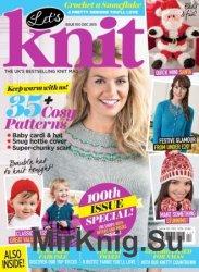 Let's Knit №100 2015