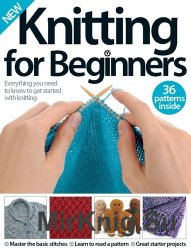Knitting for Beginners - 3rd Edition