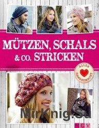 Mutzen, Schals & Co. Stricken: Tolle Accessoires von Beanie bis Dreieckstuc ...