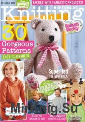 Knitting & Crochet №77 November 2015
