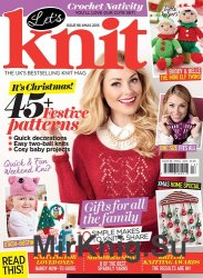 Let's Knit №98 Xmas 2015