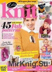 Let's Knit №97 2015