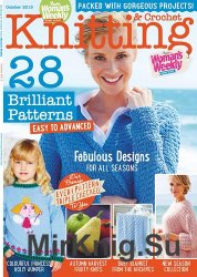Knitting & Crochet - October 2015