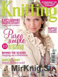 Knitting  №90 June 2011