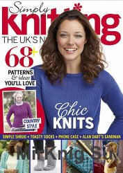 Simply Knitting №9 2015