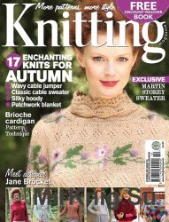 Knitting №94 October 2011