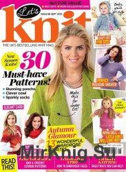 Let's Knit №96 2015