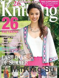 Knitting №145 September 2015