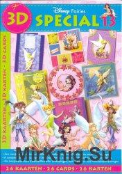 3D Special 13 - Disney Fairies