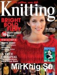 Knitting №109 November 2012
