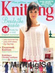 Knitting №105 August 2012